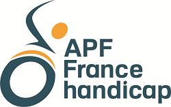 logo-APF France Handicap